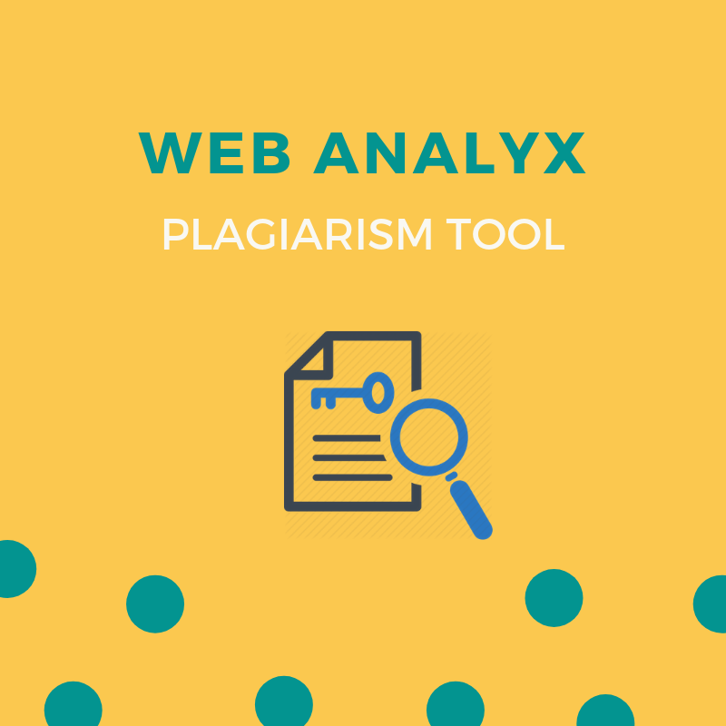 Sites to Check Plagiarism