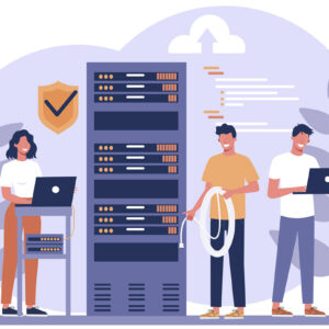Hosting and VPS services